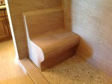 Shower loungers from White Matter!