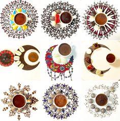 İşte bunlar hep gıybet .  #turkishcoffee #coffee #pastrychef  #chef #albumdenyansiyanlar #chefstalk #pastry #food #heresmyfood #coffeeandseasons #chocolatelover #sofrehkhune #turkinstagram #kahvekeyfi #gastronomia #hayatburada #lezzet #lezzetlerim  #truecooks #mandala  #turkishfollowers #f52grams #coffeeaddict #instagram #simplisticfood