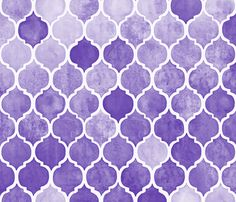 Textured Purple Moroccan fabric by micklyn on Spoonflower - custom fabric