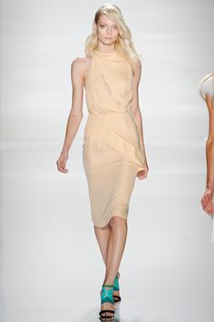 Toya's Tales: What Will Catch My Eye?: Toya's Tales Spring 2012 Ready to Wear: Highlights from the J Mendel Show