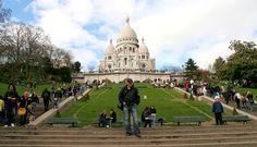 Paris.Sacré-Cœur