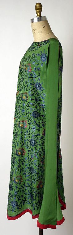 Evening Dress, Callot Soeurs (French, active 1895–1937) Date: 1925–26