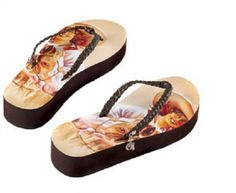 Flip flop bareback teens