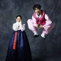 Korean Wedding Photo Concept TABLO