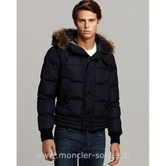 Moncler Jacket (Ribera, Fur Trimmed Hooded Parka, Men s Pre-owned Designer  Coat dcffd545603
