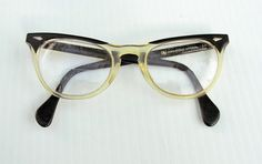 1950s cat eye frames by American Optical