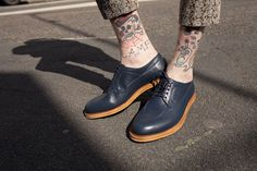The Style Examiner: Senhor Prudêncio Men's Footwear and Accessories