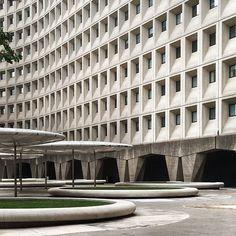 HUD Headquarters, Washington, DC - Marcel Breuer