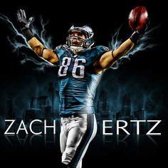 a411ab814d2 Come learn about the important first steps towards Super Bowl glory that Zach  Ertz took on · Philadelphia Eagles ...