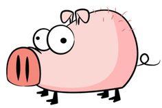 Animals designs T Shirt--> Piggy TShirts