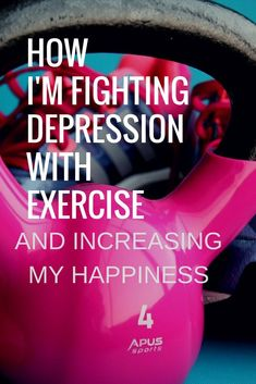 How to Fight Depression With Exercise, and Increase Your Happiness Depression Support, Depression Recovery, Fighting Depression, Dealing With Depression, Depression Help, Overcoming Depression, Health And Wellness, Health Tips, Health Exercise