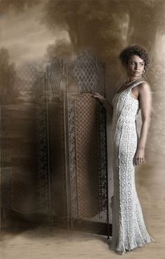 Crochet Pattern / Dress Pattern,       ♪ ♪ ... #inspiration_crochet #diy GB http://www.pinterest.com/gigibrazil/boards/