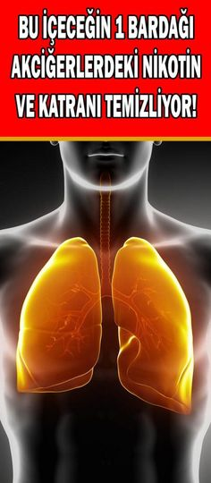 Holistic Health Remedies One Cup of This Drink Will Clean Your Lungs from Nicotine and Tar - One Cup Of This Drink Will Clear Your Lungs Of Nicotine and Tar Health Benefits, Health Tips, Health And Wellness, Health Fitness, Fitness Tips, Health Recipes, Health Facts, Health Quotes, Mental Health