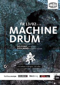 machine drum artwork by theresa lambrecht