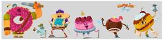 "CATSUKA - ""Muffin Jack & Jeremy"" French TV-series project..."