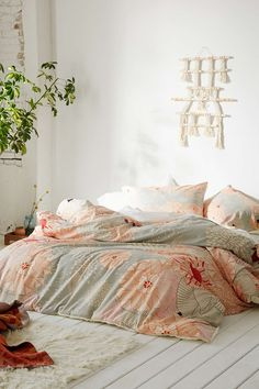 @brownssuoerfan - this is lovely Iveta Abolina For DENY Creme De La Creme Duvet Cover