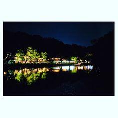 Instagram【kagura787】さんの写真をピンしています。 《松江城北堀. . 今日は雨なので水燈路は行けないな〜. . #松江城 #松江水燈路 #水燈路 #松江 #島根 #山陰 #japan #城 #お堀 #夜景 #夜 #nightview #night #fujifilm #fujifilmxt1 #fujifilm_xseries #写真 #photo #photography #写真好きな人と繋がりたい》