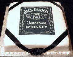 #cake #whiskey #jackdaniels @Sarah Messick