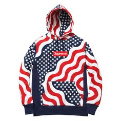 Sold Out Store - Buy Supreme Online UK | Supreme Flags Box Logo Hoodie | THESOS.CO.UK