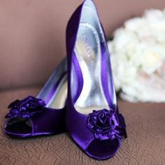 Wedding purple... Perf