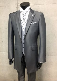 2013 New Designed 100% wool Gray Wedding tuxedos for men/Prom suit  for Grooms 4 pieces set (jacket+vest+pants+Tie) on Suzhou Itilor Wedding Ltd. $159.00