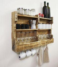 Wohnkultur Dekoration-Küchenwand Küche Dekoration von APT8ecodesign