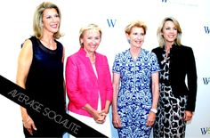 Tina Brown at the 5th Annual Elly Awards Luncheon, NYC: http://www.averagesocialite.com/2015/06/5th-annual-elly-awards-luncheon-nyc.html