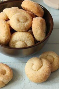 Petits Escargots Amande et Sucre - Mes P'tits Biscuits Gourmands et Autres Délices