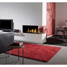 De #Faber Premium Aspect C L is een imposante om-de-hoek inbouw #gashaard, die zowel links als rechts te plaatsen is. Dankzij de Step Burner is de Faber Aspect Premium C L voorzien van een realistisch en sfeervol vuurbeeld. #Fireplace #Fireplaces