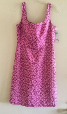 Gorgeous! New With Tags, Authentic  Lilly Pulitzer dress, size 6  | eBay