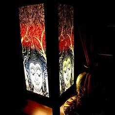 Buddha face #lamp #amazon
