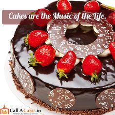 #cakes are the #music of the #life.#happy #callacake.in