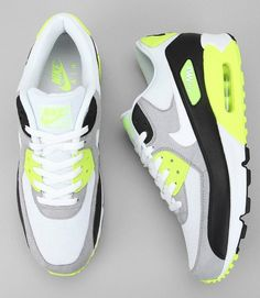 c1c35e7d4f1  nikeairmax  shoes  obsessed  lime  fitfashion  fitspo Nike Shoes