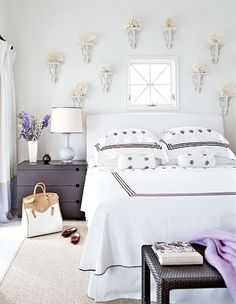 Romantic Room Decor Ideas with Coastal Beach Ambiance