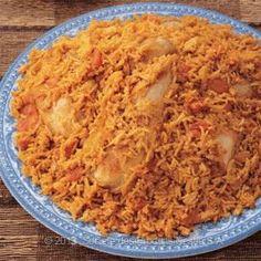 Lebanese chickenriceyoghurt almonds so delish httpwww chicken makbous al thahera style recipe nestle family me forumfinder Images