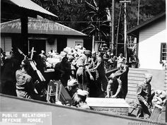 Pictures of the Marines in the Pacific durning World War II Royalty Free* Am Samoa 1942 Royalty Free Pictures, Teaching Reading, Public Relations, Historical Photos, World War Ii, Marines, Wwii, Photo And Video, American