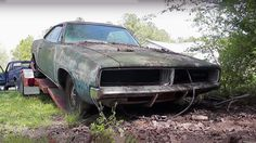The Rescue Of 1969 Dodge Charger SE