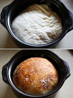 반죽할 필요없는빵 - 베이킹스쿨(교훈:배워서남주자)