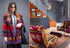 Moda e Décor - Étnico. Veja mais: http://casadevalentina.com.br/blog/detalhes/moda-+-decor--etnico-2932 #decor #decoracao #interior #design #casa #home #house #idea #ideia #detalhes #details #style #estilo #casadevalentina #etnico #moda #fashion