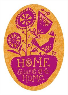 Home Sweet Home by Claire Mojher on Flickr.home from africa today!