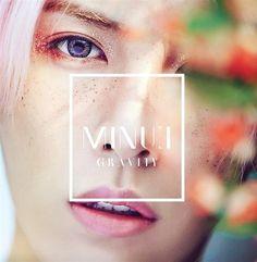 GRAVITY [Type C] (Japan Version) CD - MINUE (No Min Woo), No Min Woo, Pony Canyon - Japanese Music -