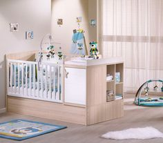 Today we want to share with you a good idea for … – Baby Supplies Baby Bedroom, Kids Bedroom, Hidden Rooms, Ideas Hogar, Baby Supplies, Kids Room Design, Modular Sofa, Design Your Home, Baby Cribs