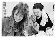 Jane and Serge: A Family Album Photos   W Magazine