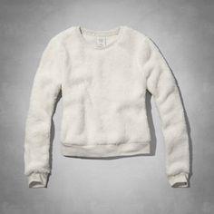 Carter Sherpa Crew Sweatshirt