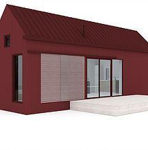 Pieni Oma Talo on heti valmis pientalo tontin täydennysrakentamiseen. Talo omalle lapselle, vanhemmalle, tai vuokralle. Radikaali uudistus talonrakentamiseen.