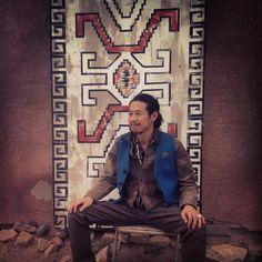 kvatek:  Kiro at Santo Domingo Pueblo, New Mexico