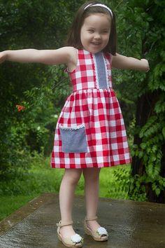 June Dress - Violette Field Threads  - 35