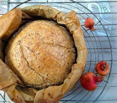 Braided Bread, Bread Bun, Flaxseed Bread, Our Daily Bread, Low Carb Bread, Sans Gluten, Bread Baking, Baking Cakes, Diy Food