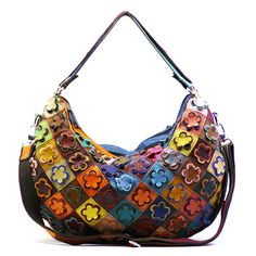 412cc52cfafa I found this amazing Jardin de Fleurs Genuine Leather Hobo at nomorerack.com  for 80