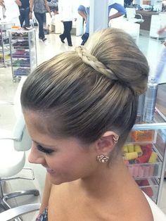 #cabelo #noiva #coque #casamento #bride #wedding #hair
